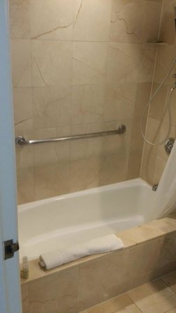 The Westin Riverwalk, San Antonio: Shower/Bath