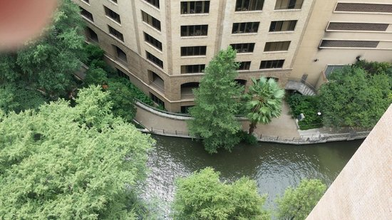 The Westin Riverwalk, San Antonio: View Down Below