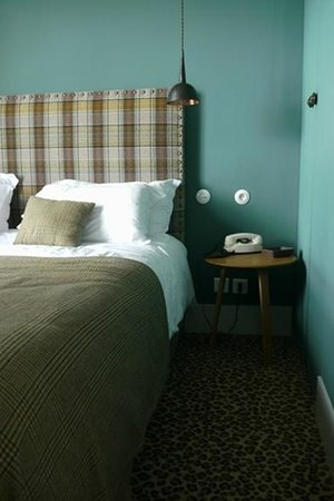 Hotel Les Pilotes : chambre