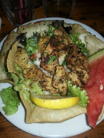 Chili's Cafe : Salade