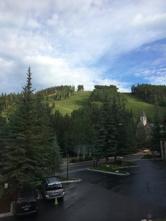 The Osprey at Beaver Creek, A RockResort: View from our room (214)