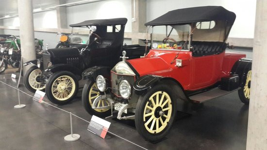 LeMay - America's Car Museum: Must have been fun to drive...or is it ride?..