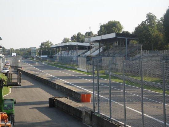 Autodromo Nazionale Monza: main straight