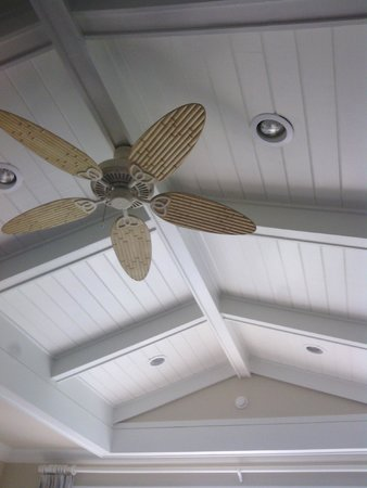 Grand Isle Resort & Spa: soffitto