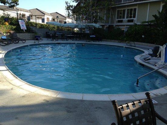 Best Western Premier Hotel Del Mar : Pool