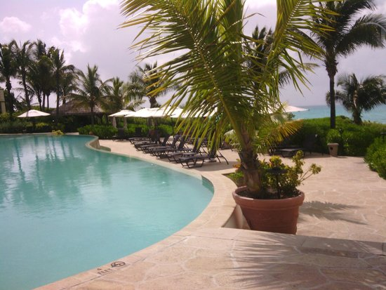 Grand Isle Resort & Spa : vista delle poscina