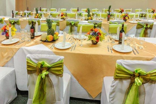Isla Verde Hotel: Salón de eventos