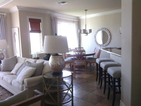 Grand Isle Resort & Spa : soggiorno