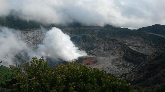 Sarapiqui Outdoor Center: Excursion Volcan Poas