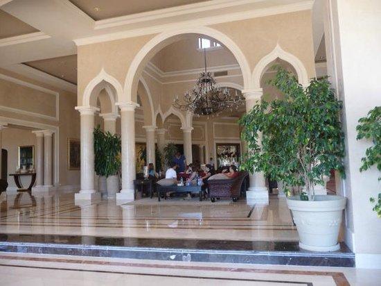 Jaz Mirabel Park : Lounge area