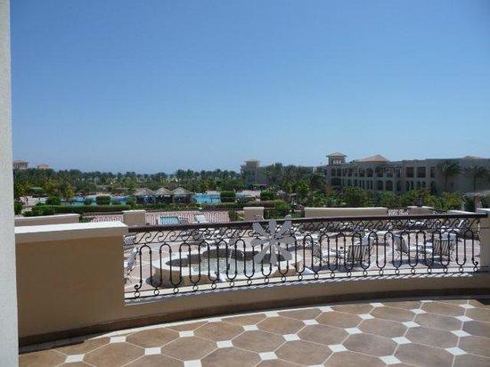 Jaz Mirabel Park : Restaurant Balcony