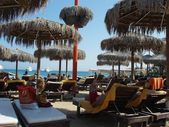 Elysees : Beach view