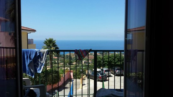 Orizzonte Blu di Tropea Hotel: July 2014, room 406. view from the room.