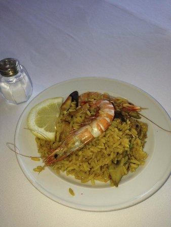 SENTIDO Don Pedro: In Restaurant