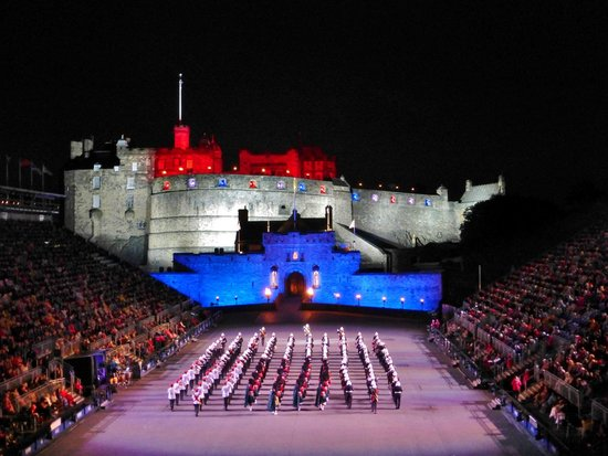 The Royal Edinburgh Military Tattoo : Stunning