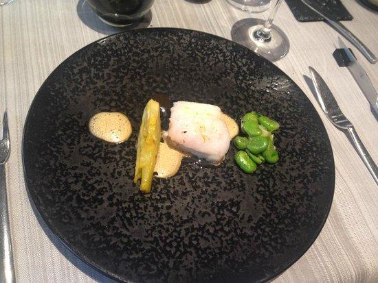 Chapeau Rouge Restaurant William Frachot: Une très belle découverte