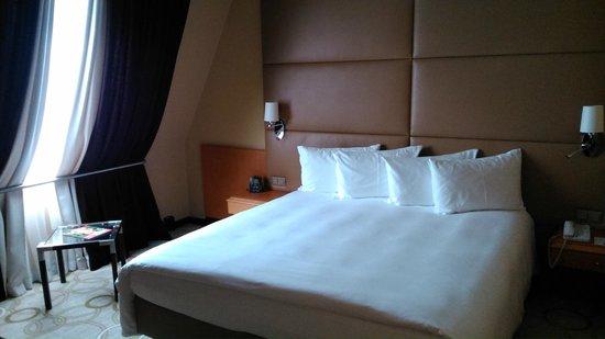Hilton Prague Old Town: Bedroom