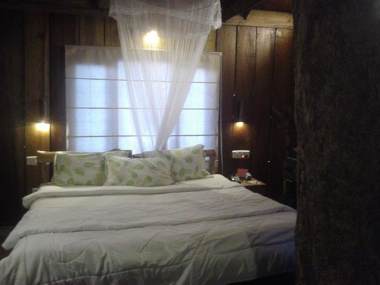 Nature Zone Resort: the room well furnished