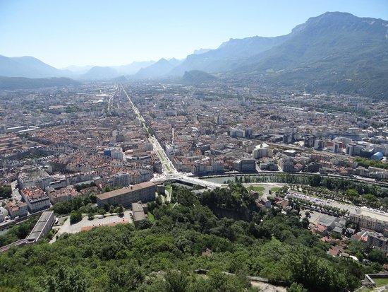 Bastille : Depuis le fort