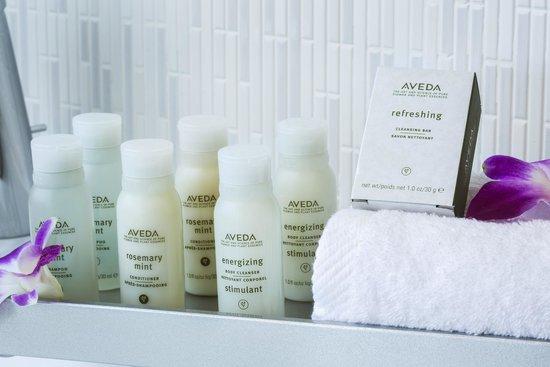 B Resort & Spa: Bath Amenities by Aveda