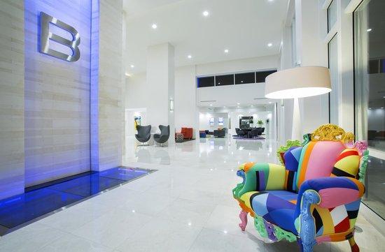 B Resort & Spa: Resort Lobby