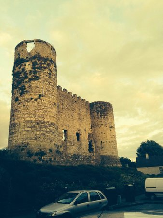 Carlow Castle: Aug 2014
