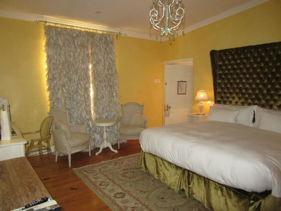Cape Heritage Hotel : Bedroom