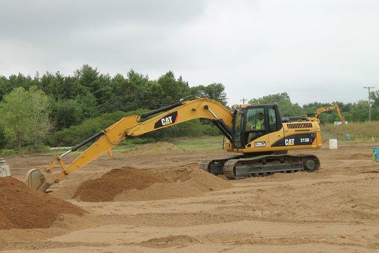 Extreme Sandbox: More digging