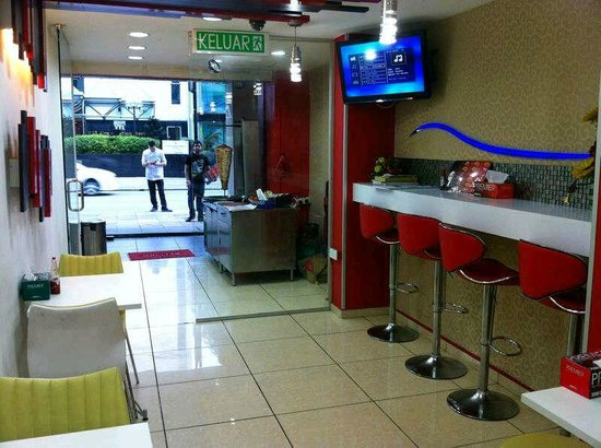Syriana restaurant fast food kuala lumpur restaurant for Syriana boutique hotel