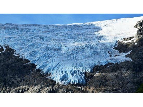 Kenai Fjords National Park: Glacier
