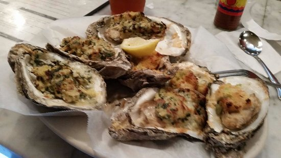 Royal House: Amazing oysters
