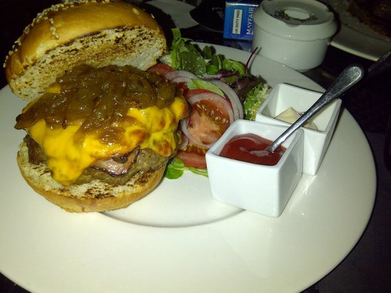 HM Jaime III: Best burger ever