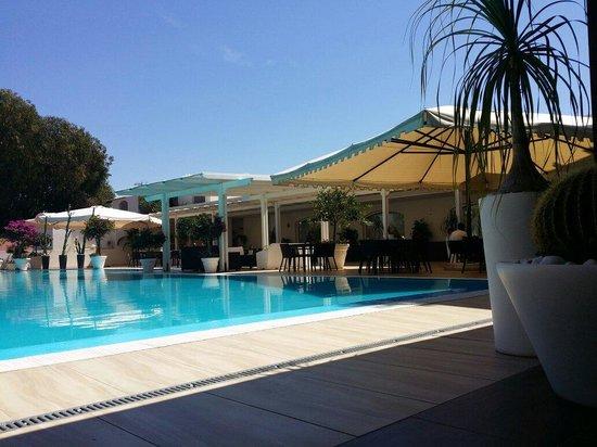 Hotel Meridiana - Paestum: Piscina