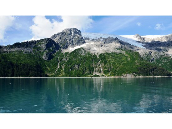 Kenai Fjords National Park: Beautiful view in Kenai fjord