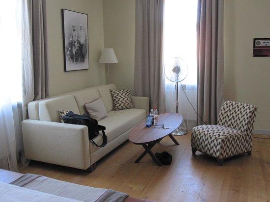 Hotel&Villa Auersperg: Seating area