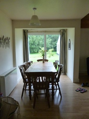 Notter Mill Country Park: Dining Room