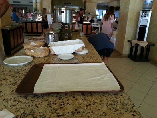 Winzrik Resort & Thalasso Djerba : Pas de tasse !