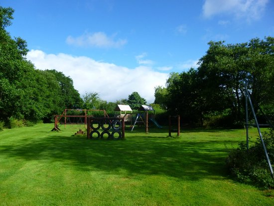 Notter Mill Country Park: Playground
