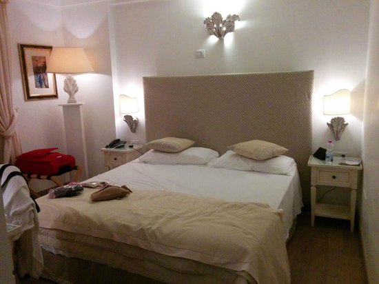 Hotel Covo dei Saraceni: Atmosfera rilassante