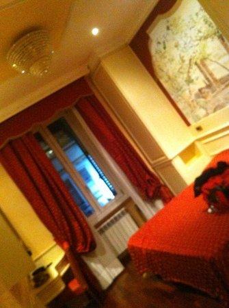 Al Viminale Hill Inn & Hotel : Our Room