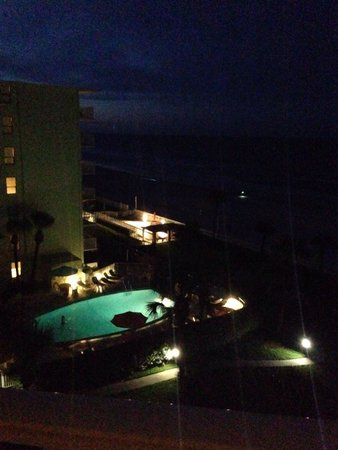 El Caribe Resort and Conference Center : Pool number 2 at night