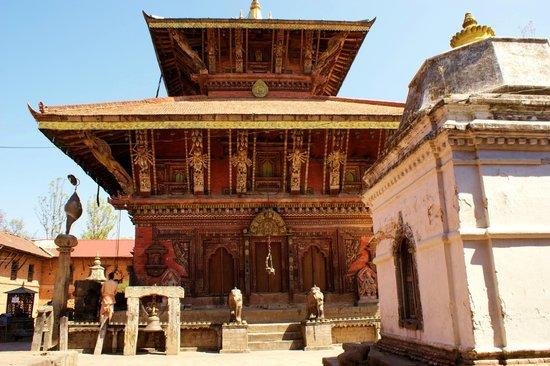 Changu Narayan: Temple dédié au dieu Vishnou