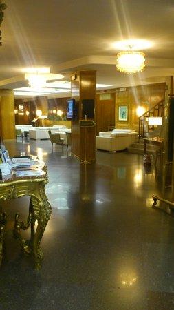 Hotel Beverly Hills Rome : Lobby