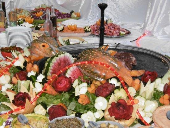 Eden Star Zarzis : repas du vendredi soir