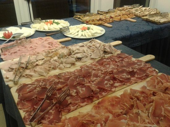 Hotel Golf : cena tipica romagnola