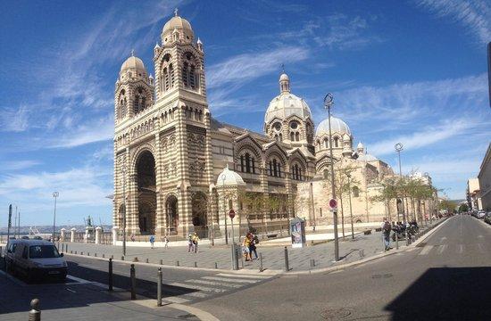Cathedrale de la Major: Panoramique de la Cathédrale