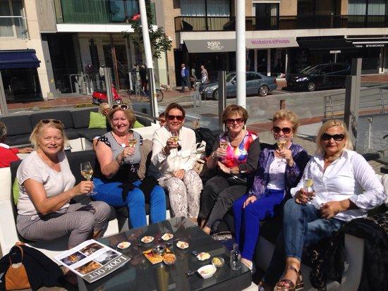 Knokke-Heist, Bélgica: Heerlijk welkomsdrankje champie xxxxxxxxxxxxxxxxxxxxxxxxxxxxxxxxxxxxxxxxxxxxxxxxxxxxxxxxxxxxxxxx