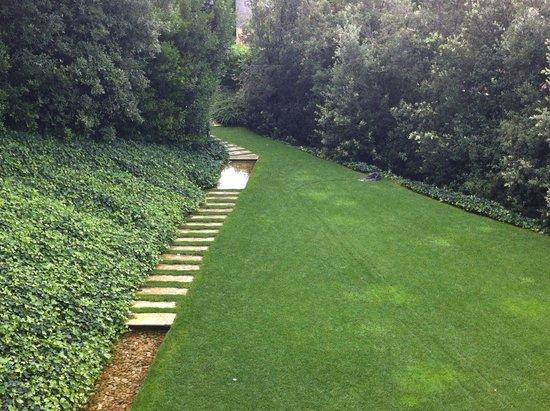 C-Hotel & SPA : Jardines del hotel