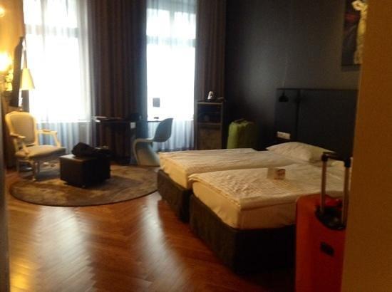 Casati Budapest Hotel: room 114
