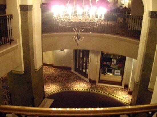 Fairmont Banff Springs: foyer